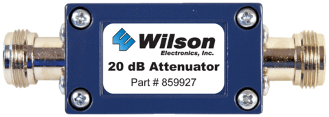 20 dB Attenuator (N-Female)