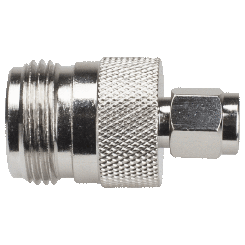 N-Female to SMA-Male Connector