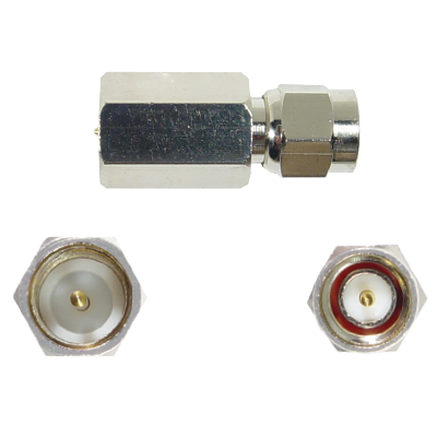 FME-Male to SMA-Male Connector