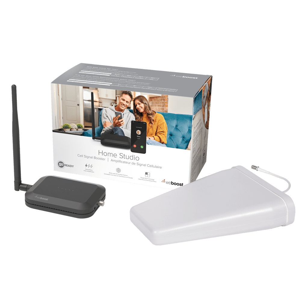 Home Studio Image | weBoost cell phone signal booster