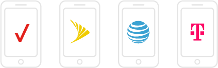 Carrier Phones icon