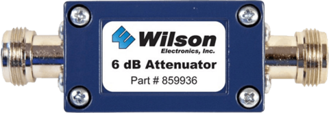 6 dB Attenuator (N-Female)