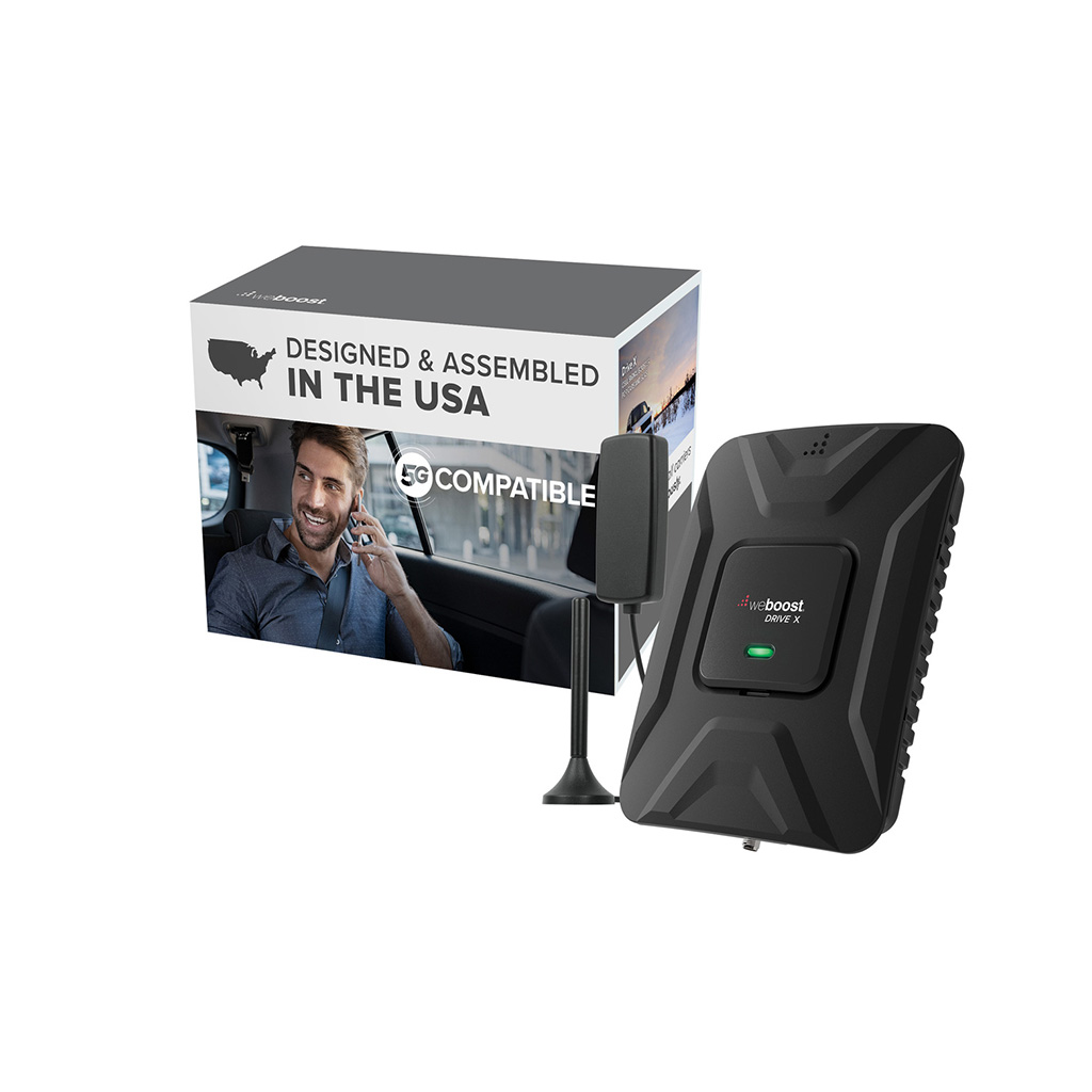 Drive X | weBoost cell phone signal booster