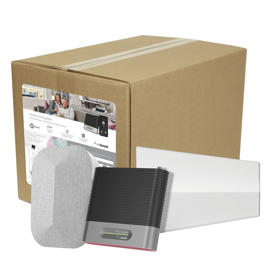 Home Complete Product     | weBoost cell phone signal booster