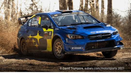 Subaru Motorsports USA - The Official Cell Signal Booster