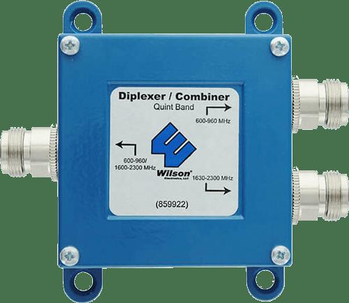Dual Band Diplexer/Combiner
