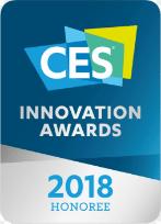 CES 2018 Award